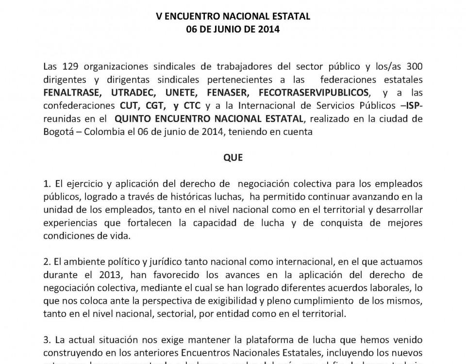 Declaracin final V Encuentro Nacional Estatal_Pgina_1